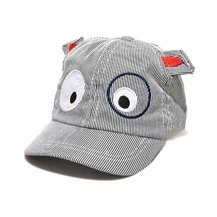 Los niños Perro de la historieta linda de la boina del sombrero, gorra de béisbol
