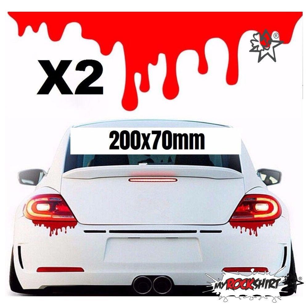 Bonus Testaufkleber Estrellina-Gl/ückstern/® 2 x SCIROCCO RACING in 60 cm Tuning Aufkleber Sticker Decal ` gedruckte Montageanleitung von myrockshirt/®