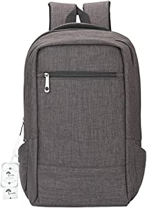 Laptop Backpack,Winblo 15 15.6 Inch College Backpacks Lightweight Travel Daypack