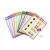 Godery Dry Erase Pocket Sleeves Assorted