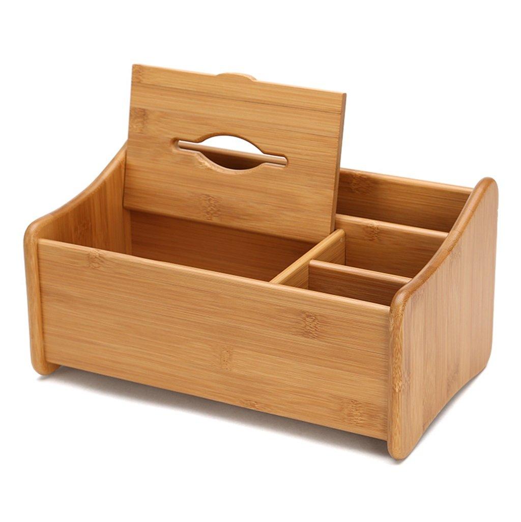 Creativo de madera de gran capacidad almacenamiento pluma multifuncional oficina escritorio oficina caja de almacenamiento capacidad pluma titular (Tamaño : B) 791b54
