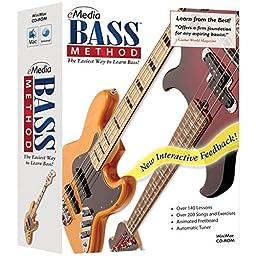 EMEDIA MUSIC EG07103 Bass Method v2