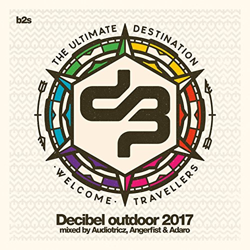VA - Decibel Outdoor 2017  Mixed By Audiotricz Angerfist and Adaro - (B2SCD014) - 3CD - FLAC - 2017 - SPL Download
