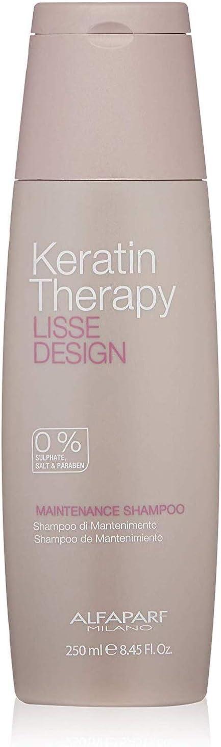 Alfaparf Lisse Desing Keratin Shampoo 250 Ml - 250 ml