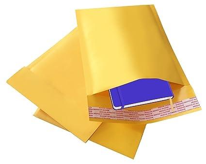 amazon com c pak kraft bubble mailers interior sized adhesive