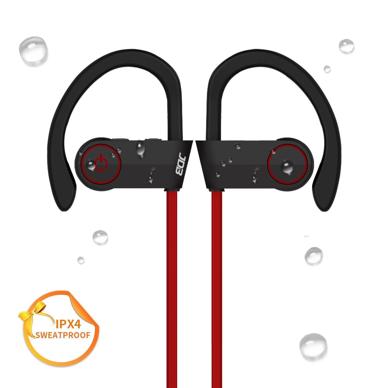 Sport Bluetooth Kopfhörer, JDB 4.1 Sport In Ear: Amazon.de: Elektronik