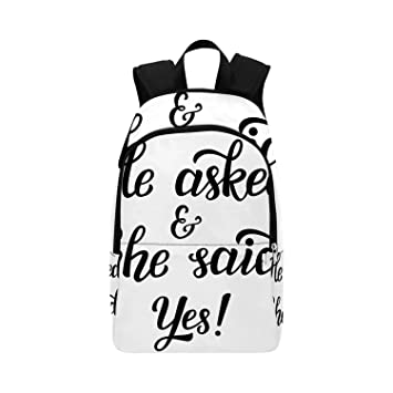 com engagement party decorations durable backpack hand