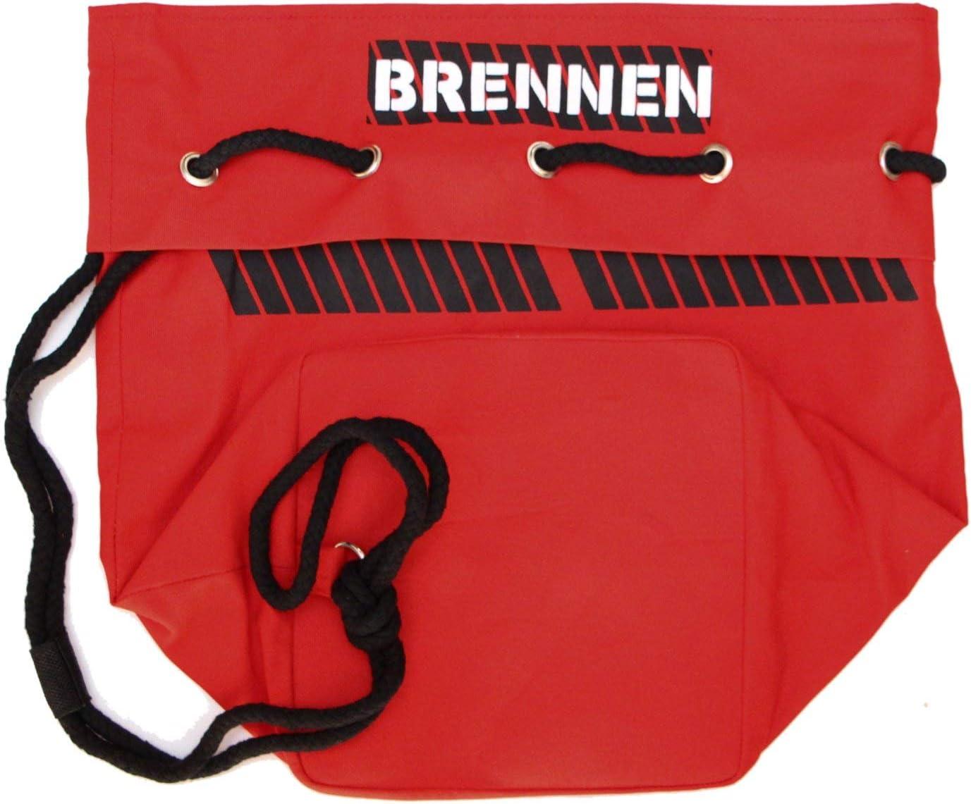 JASON BOURNE Red Burn Bank BAG by Magnoli Clothiers