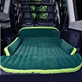 Inflatable Mattress With Air Pump/Heavy Duty Inflatable SUV Car Mattress Bed for Minivan Back Seat Extended Mattress