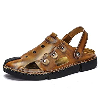 Apragaz Sandalo alla Moda per Uomo Pantofole da Spiaggia