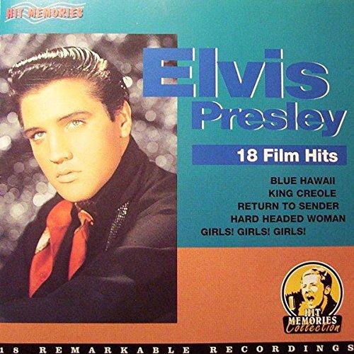 Elvis Presley - Elvis Presley - 18 Film Hits - Companion - 6188432, Monada - 6188432 - Zortam Music