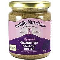 Indigo Herbs Mantequilla Cruda de Avellana Orgánico 250g