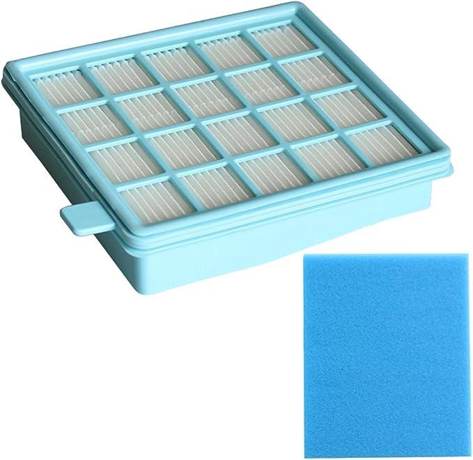 REYEE Juego de filtros para filtro Philips, filtro hepa, Filtro de aspiradora FC8470, FC8471, FC8472: Amazon.es: Hogar