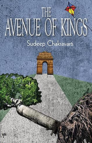 book cover of The Avenue of Kings