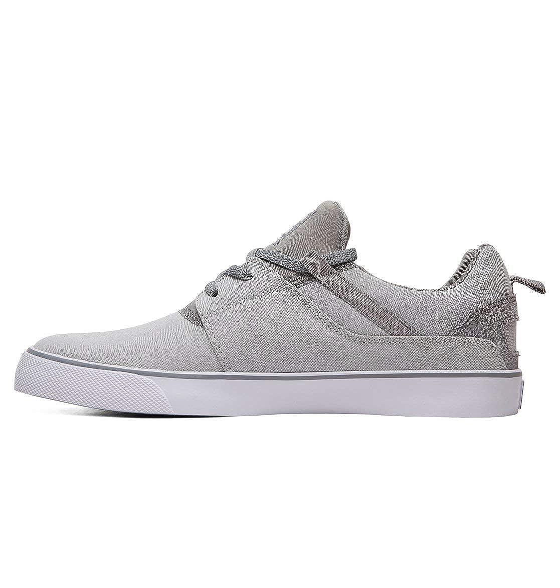 DC Mens Heathrow Vulc TX SE Skate Shoe ADYS300502