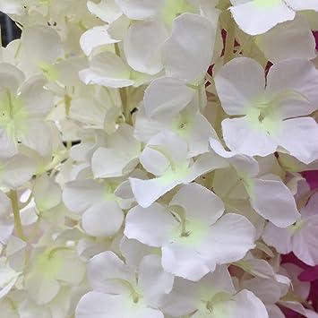 Iiwoj Kunstliche Blume Verschlusselung Hortensie Hochzeit Anordnung