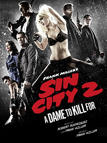 Sin City 2: A Dame to Kill For Film