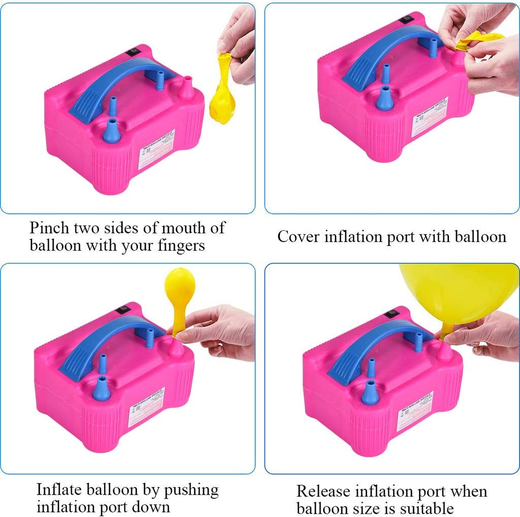 Amazon coupon code for Portable Balloon Pump Electric