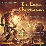 Der Schatten der Schlange (Die Kane-Chroniken 3) | Rick Riordan