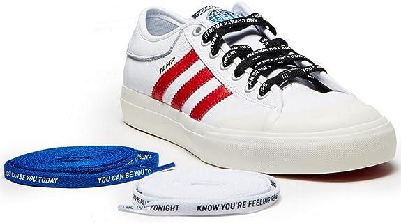 Comida solo Cervecería  Adidas Matchcourt X Trap Lord Men's Skateboarding Shoes, CG5615, White, 48  2/3: Amazon.es: Zapatos y complementos