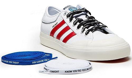 buy popular ecf65 a2b25 adidas Matchcourt X Trap Lord Men s Skateboarding Shoes, CG5615, White, ...