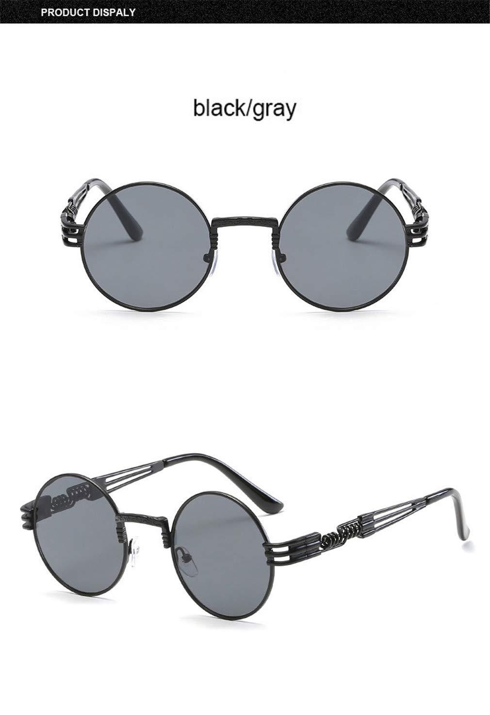 Amazon.com: Gafas de sol Gothic Steampunk para hombres y ...