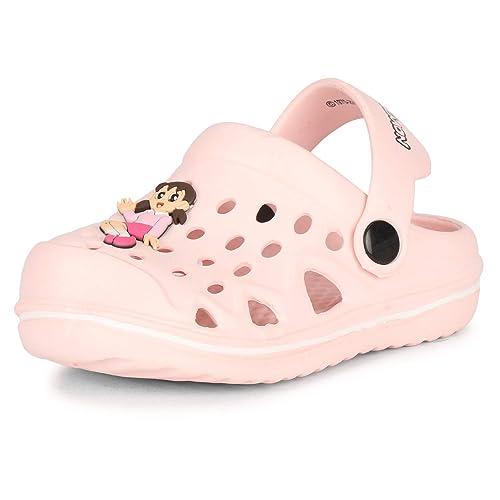 Buy Doraemon Boys & Girls Slip-on Clogs Pink UK 6C at Amazon.in