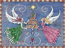 Suesse Engelweihnacht: Adventskalender B001TIYGR0
