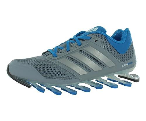 new styles 8dcd9 1d685 Adidas Springblade Drive Grey/Blue: Amazon.ca: generic