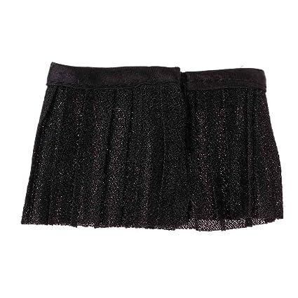 "1//6 Female Figure Red Pleated Skirt Short Dress Clothing Modle for 12/"" Girl Body"