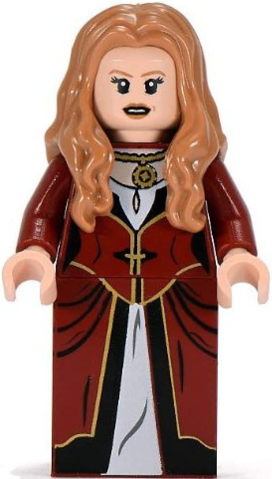 LEGO Minifigure - Pirates of the Caribbean - ELIZABETH SWANN TURNER