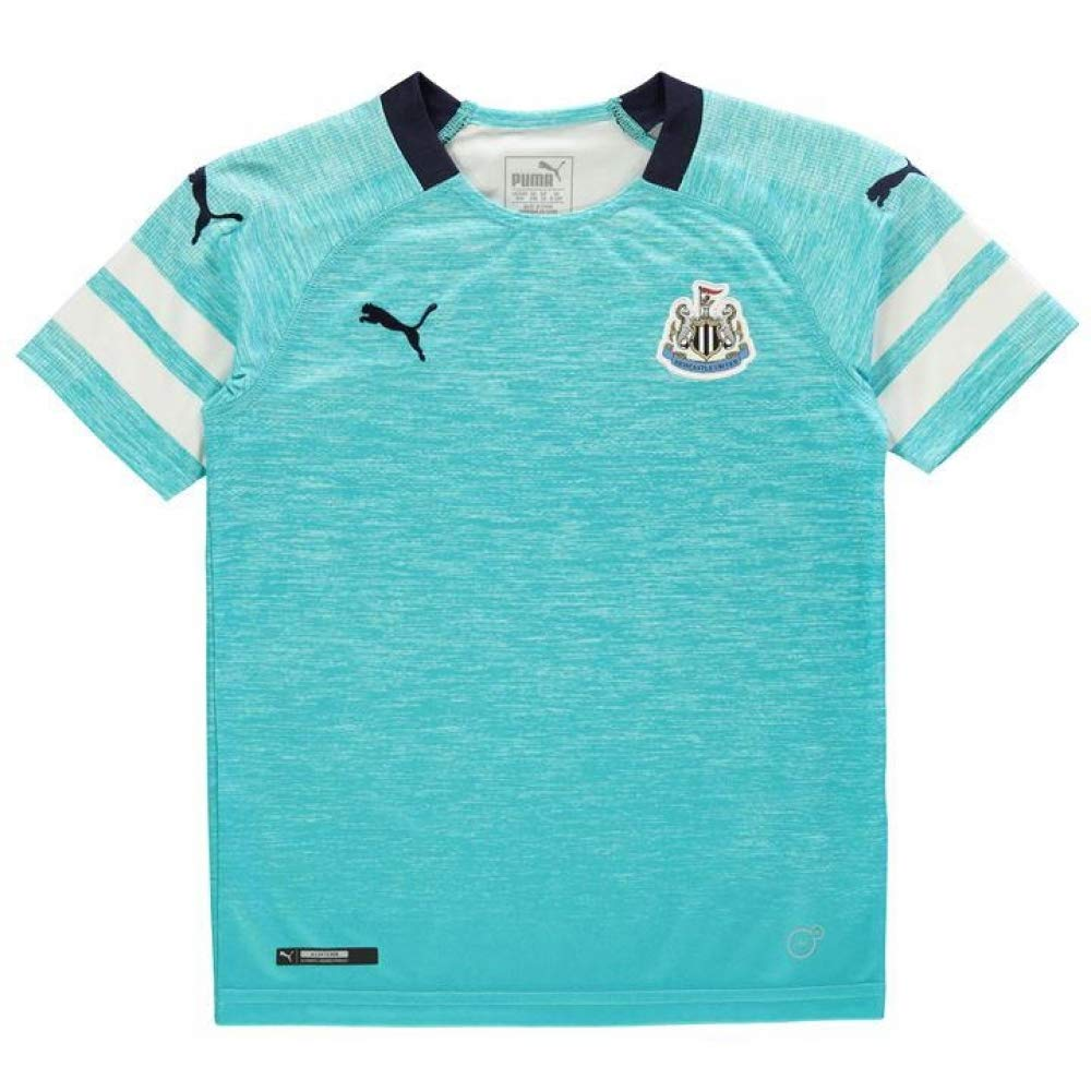 Puma 2018-2019 Newcastle Third Football Soccer T-Shirt Trikot (Kids)