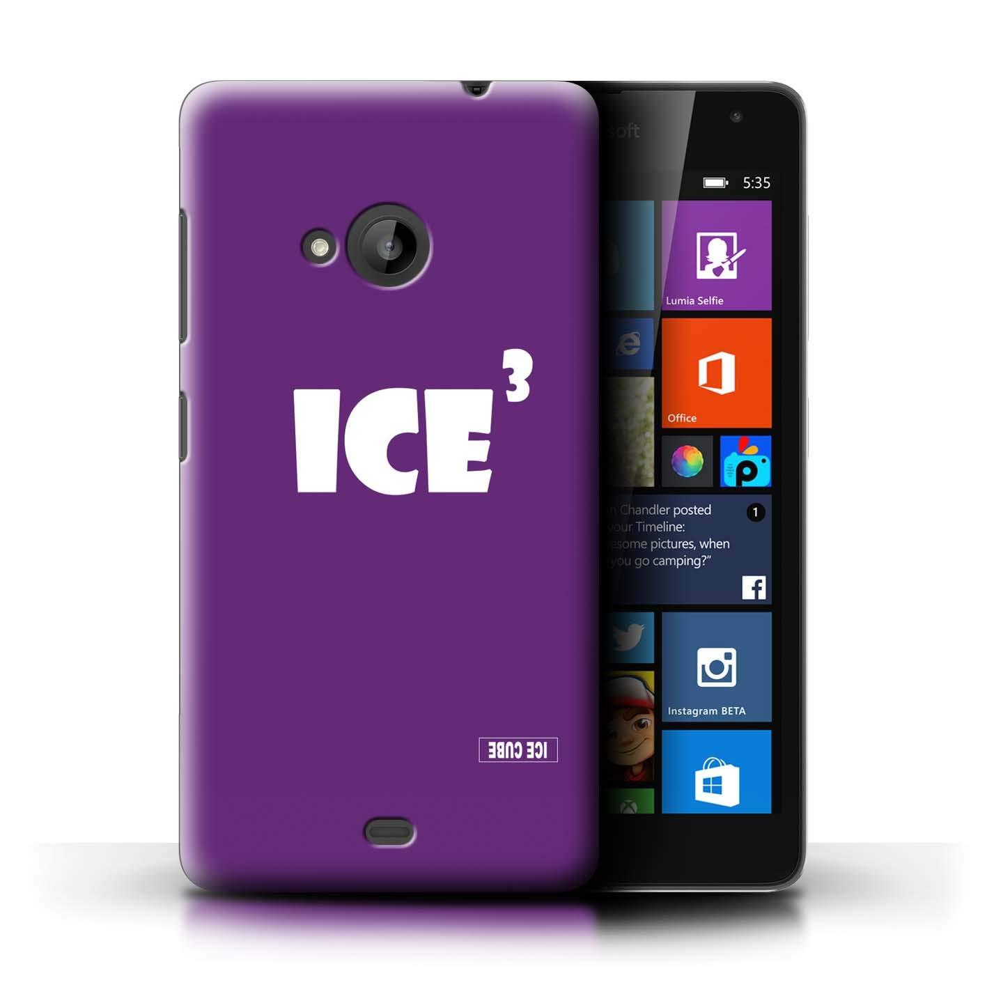 Amazon com: STUFF4 Phone Case/Cover for Microsoft Lumia 535
