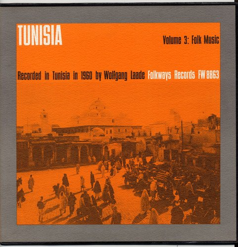 Tunisia 3: Folk Music / Various