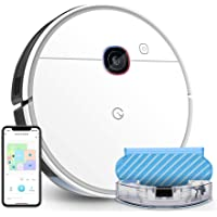 yeedi 2 hybrid Robot Aspirador y Fregasuelos, Potencia Succión 2500 pa, Navegación Inteligente con Mapa de la Casas…