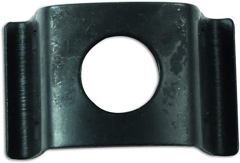 Connect Workshop Consumables 34102 Brake Hose Clips Black 30.8mm x 18.9mm-Pack 5