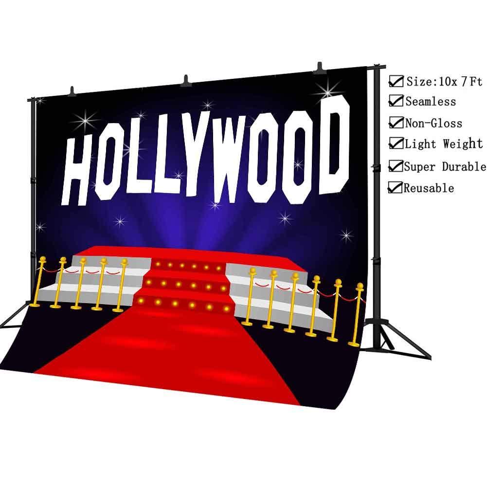 Fotoken Hollywood - Fondo para Alfombra roja sin Costuras ...