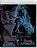 Murder Weapon & Deadly Embrace [Blu-ray] [Import]
