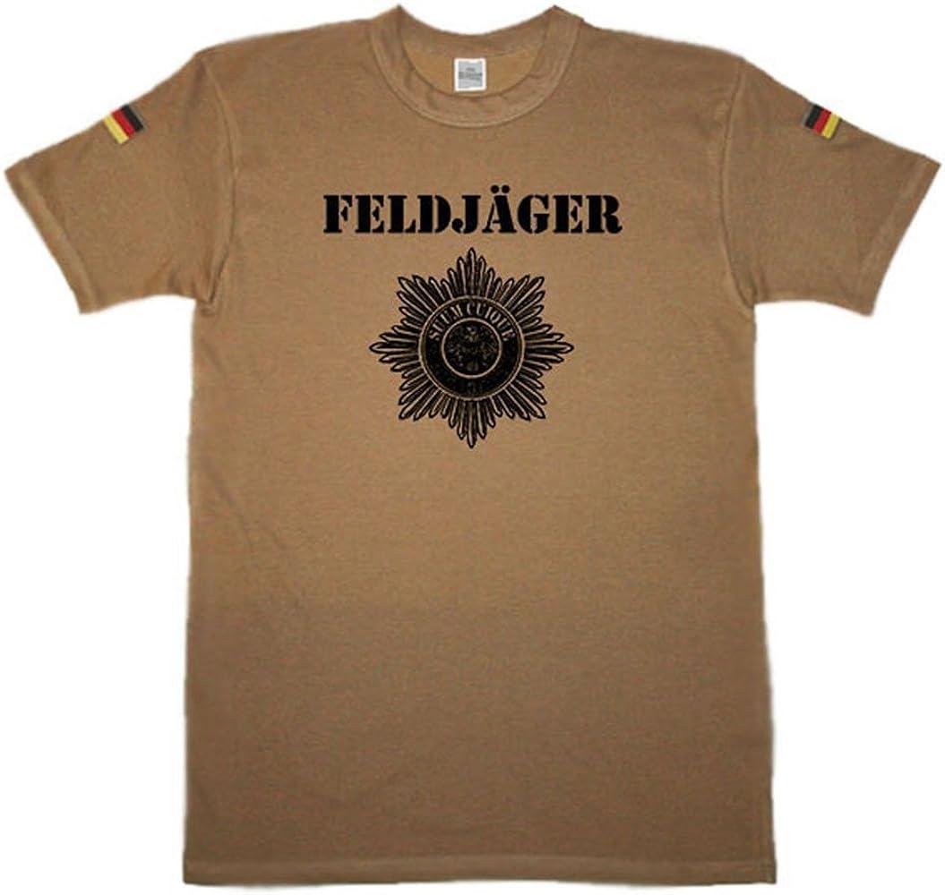 noorsk – feldgendarmerie MP Policía Militar Military Police Garde Estrella suum cuique Trope Camisa Original arena Small: Amazon.es: Ropa y accesorios