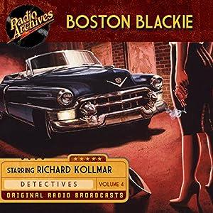 Boston Blackie, Volume 4 Radio/TV Program