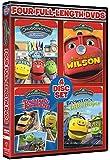 Chuggington: 4 DVD Set
