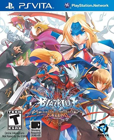 Ubisoft BlazBlue - Juego (PS Vita, PlayStation Vita, Lucha, T ...