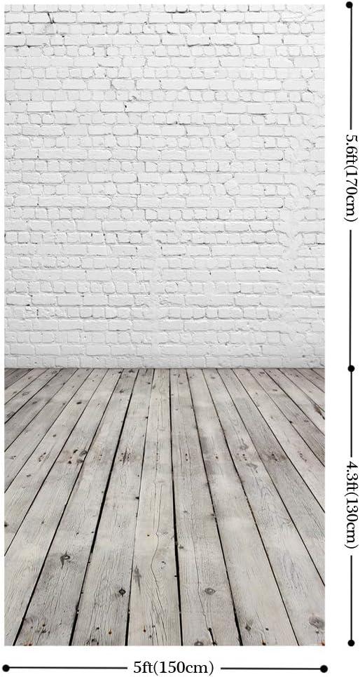 5x5FT Vinyl Photography Backdrop,Ice Cream,Graphic Cart Stall Tasty Photoshoot Props Photo Background Studio Prop