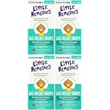 Little Remedies Tummy yasWW Relief Drops, Natural Berry Flavor, 1 Ounce (4 Pack)