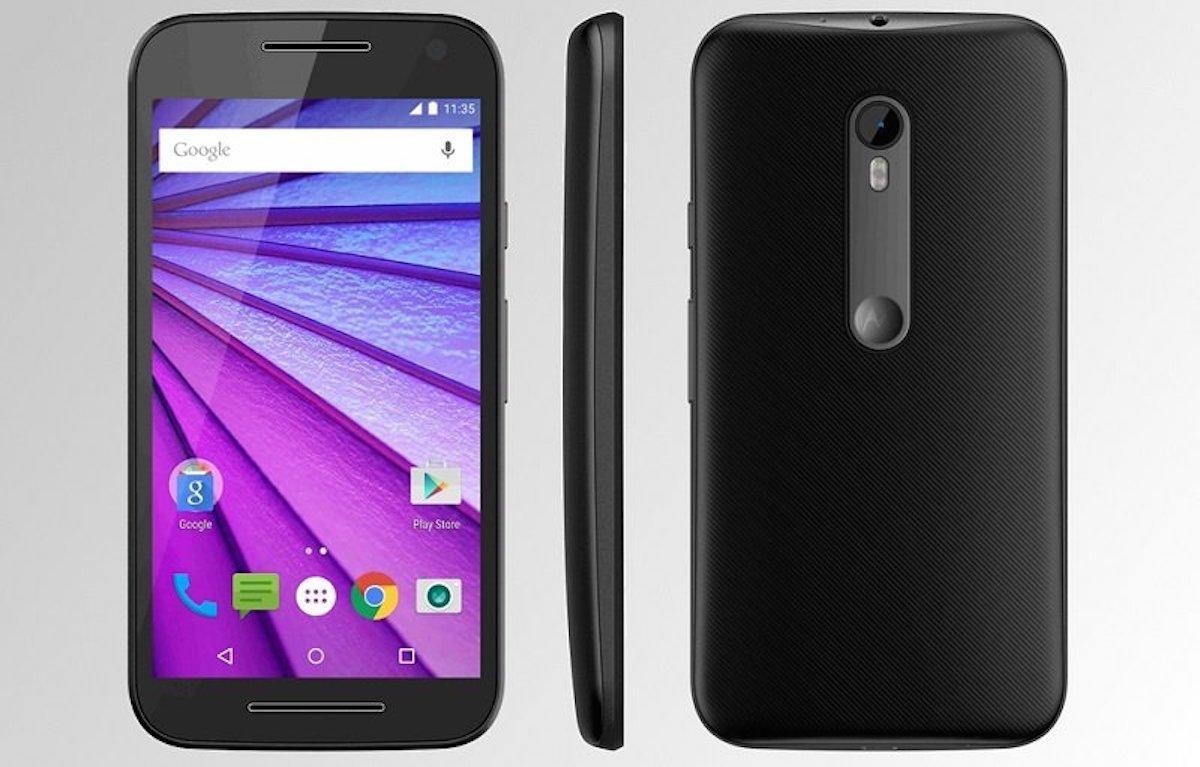 ec6de1746fa Motorola Moto G 3rd Generation DUAL SIM 4G LTE 8GB SIM-Free Smartphone -  Black: Amazon.co.uk: Electronics