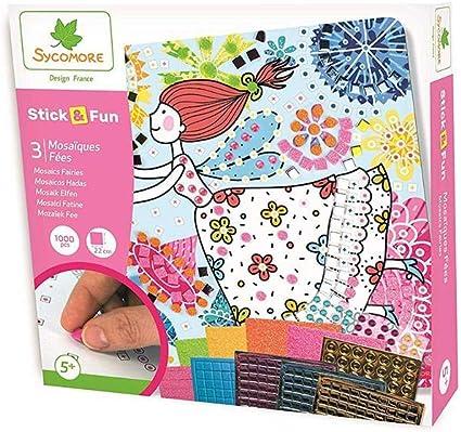 Sycomore CRE7007 zelfklevende mozaïek voor kinderen 5