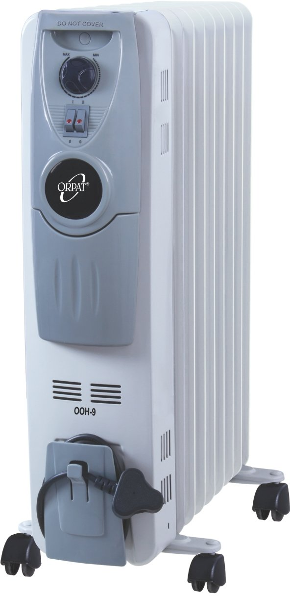 Orpat OOH-9 2000-Watt Oil Heater