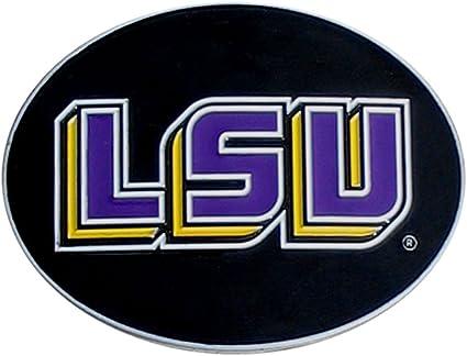 Siskiyou NCAA LSU Tigers Unisex Oversized Belt Buckle