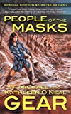 People of the Masks, Kathleen O'Neal Gear and W. Michael Gear, 0765367548
