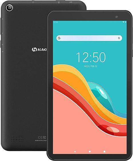 Tablet 7-Pulgadas Android 9.0 WiFi - HAOQIN H7 32GB Quad Core CPU ...